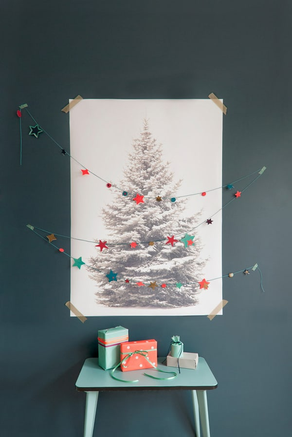 christmas decorating ideas for small spaces 37 1 kindesign - Christmas Decorations For Small Spaces