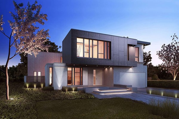 featured posts image for Modern homes for modern family living in Bayview Village: Crafthouse