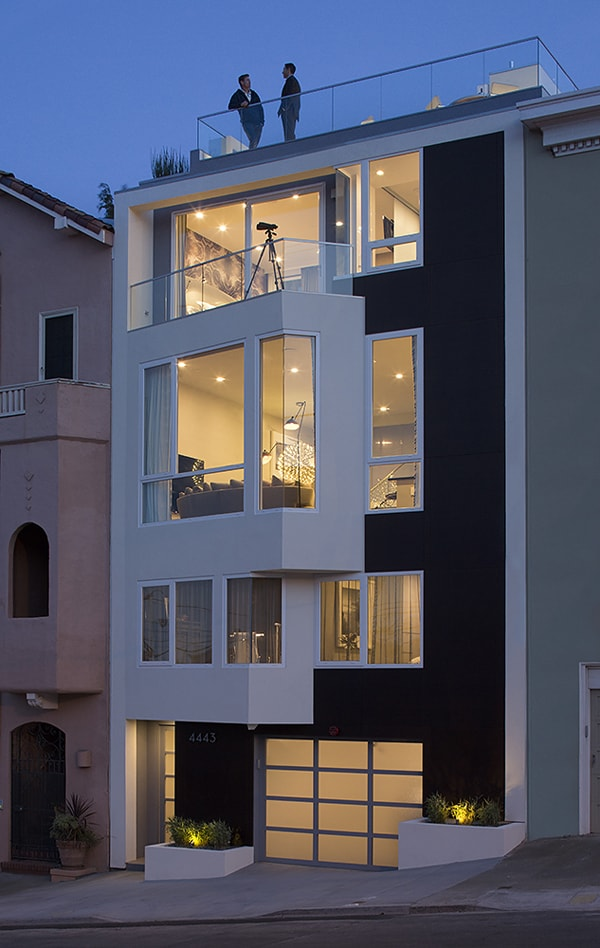featured posts image for LEED platinum luxury residence in San Francisco by DNM Architect