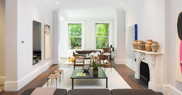 featured posts image for Six-story luxurious Greenwich Village townhouse in NYC