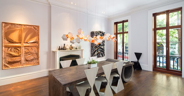 Greenwich Village Townhouse-20 East 10th Street-04-1 Kindesign