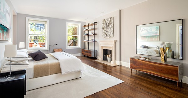 Greenwich Village Townhouse-20 East 10th Street-10-1 Kindesign