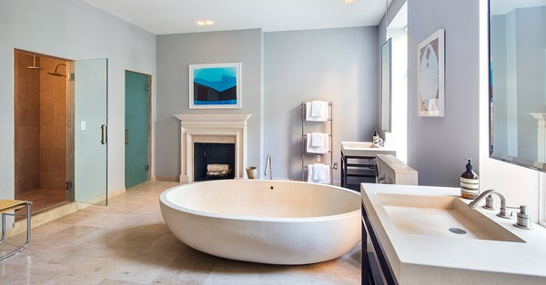 Greenwich Village Townhouse-20 East 10th Street-11-1 Kindesign
