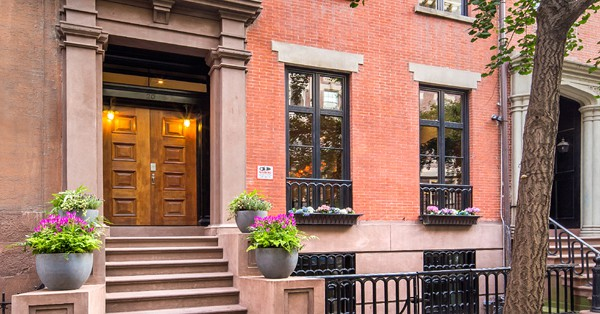 Greenwich Village Townhouse-20 East 10th Street-14-1 Kindesign