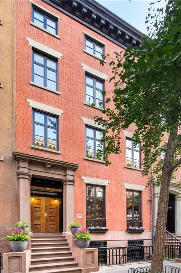 Greenwich Village Townhouse-20 East 10th Street-21-1 Kindesign