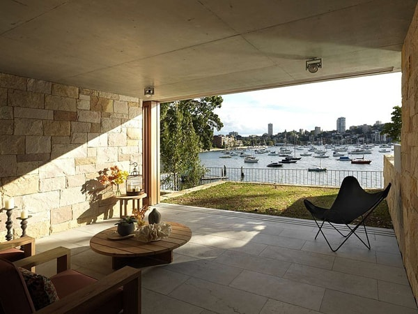 Harbourside Apartments-Andrew Burges Architects-03-1 Kindesign