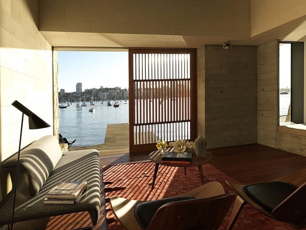 Harbourside Apartments-Andrew Burges Architects-04-1 Kindesign