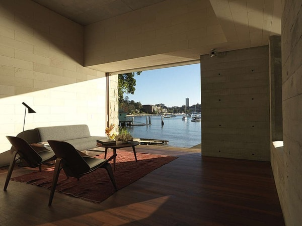 Harbourside Apartments-Andrew Burges Architects-05-1 Kindesign