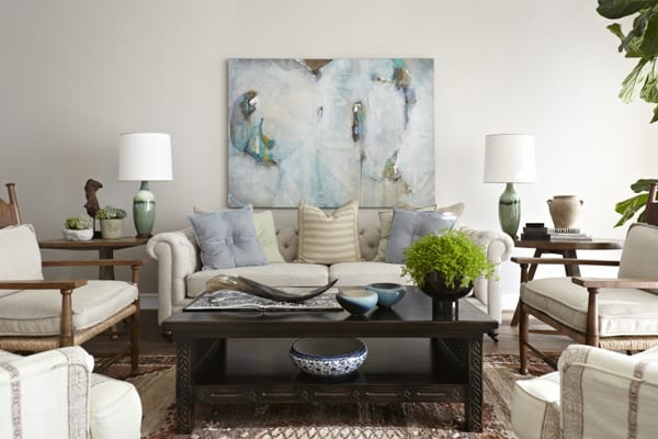 featured posts image for Contemporary ranch house evoking a warm rustic feel in California