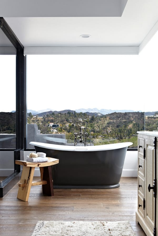 Hollywood Hills Transitional-Janette Mallory Interior Design-011-1 Kindesign