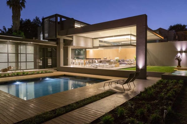 featured posts image for Modern comfort and subtle luxury: House Sar in South Africa