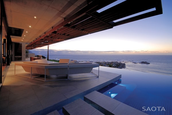 featured posts image for Lavish modern living in South Africa: Kloof 151 by SAOTA