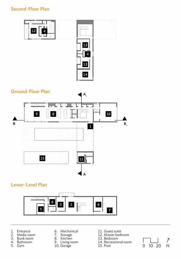 Lake Minnetonka Retreat Home-Snow Kreilich Architects-024-1 Kindesign