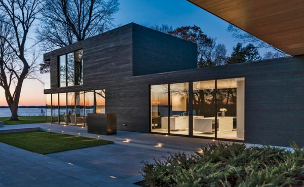featured posts image for Capturing views to the lake: Lake Minnetonka Retreat Home