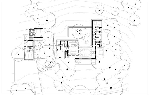 Lake Tahoe Residence-Turnbull Griffin Haesloop-12-1 Kindesign