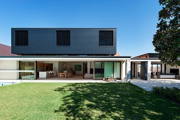 featured posts image for Contemporary Sydney home with seamless indoor/outdoor living