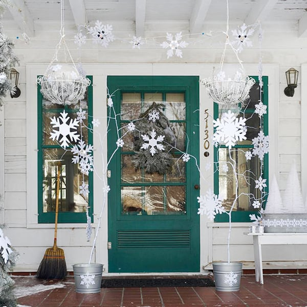 featured posts image for 50+ Fabulous outdoor Christmas decorations for a winter wonderland