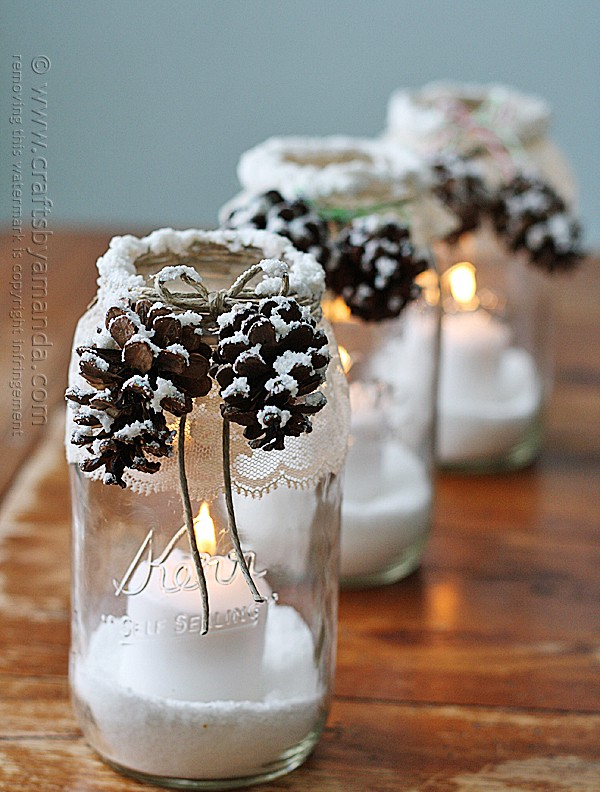Rustic Christmas Decorating Ideas-07-1 Kindesign