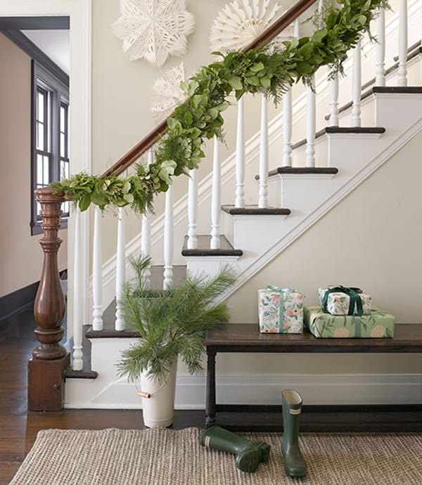Rustic Christmas Decorating Ideas-19-1 Kindesign