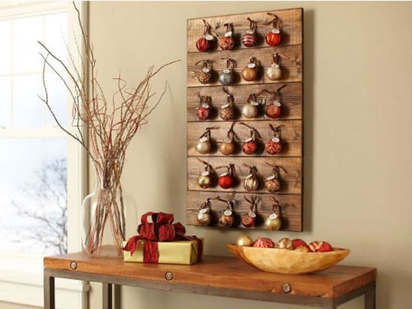 Rustic Christmas Decorating Ideas-31-1 Kindesign