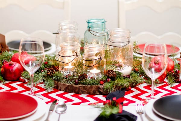 Rustic Christmas Decorating Ideas-40-1 Kindesign
