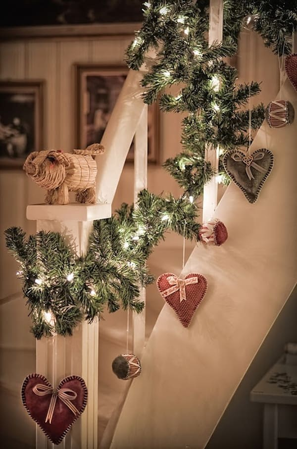 Rustic Christmas Decorating Ideas-48-1 Kindesign