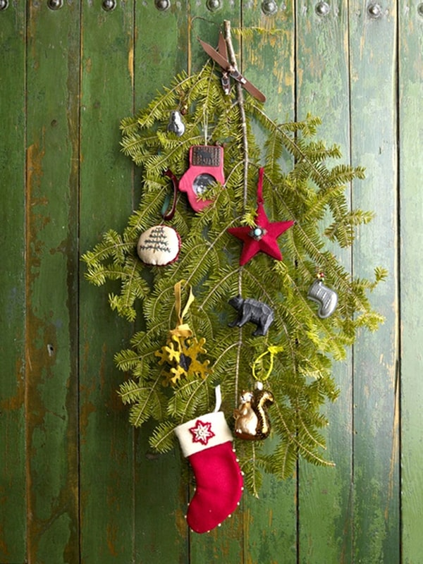 Rustic Christmas Decorating Ideas-53-1 Kindesign