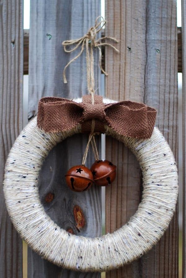 Rustic Christmas Decorating Ideas-54-1 Kindesign