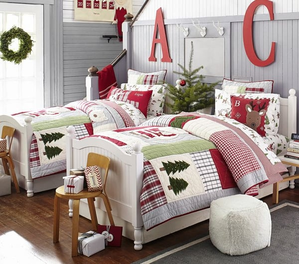 Rustic Christmas Decorating Ideas-58-1 Kindesign