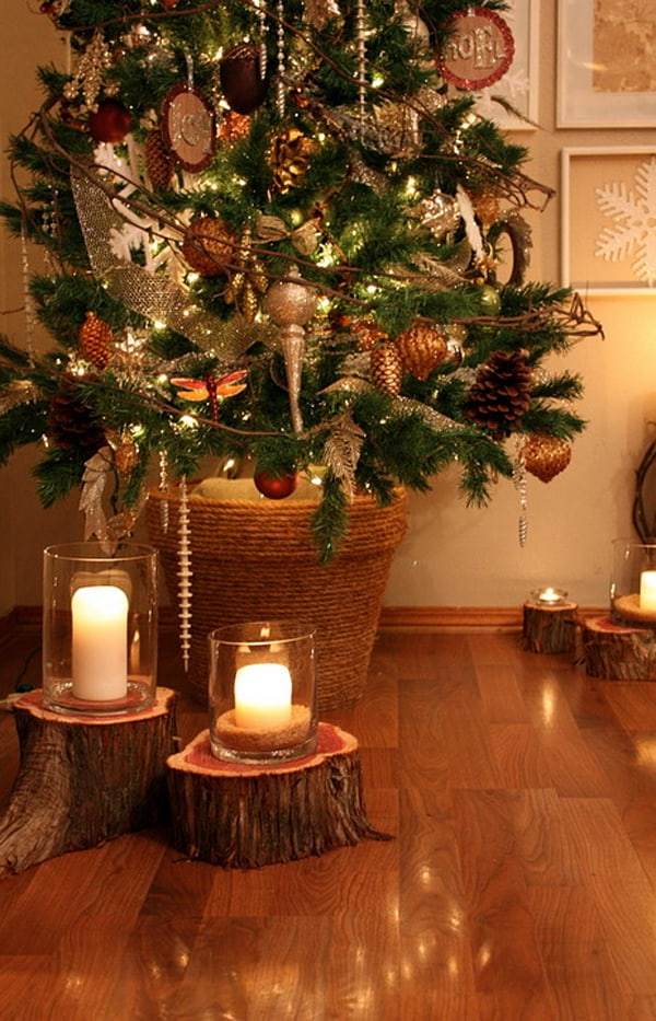 rustic christmas decorating ideas 64 1 kindesign - Rustic Christmas Decor