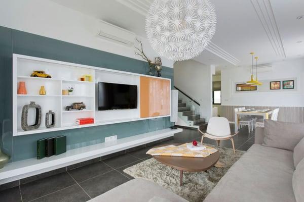 Semi Detached House-Landmak Architecture-04-1 Kindesign