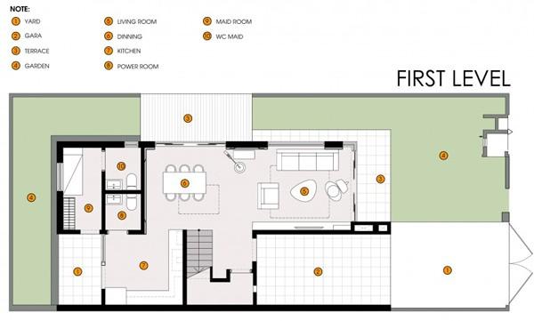 Semi Detached House-Landmak Architecture-17-1 Kindesign