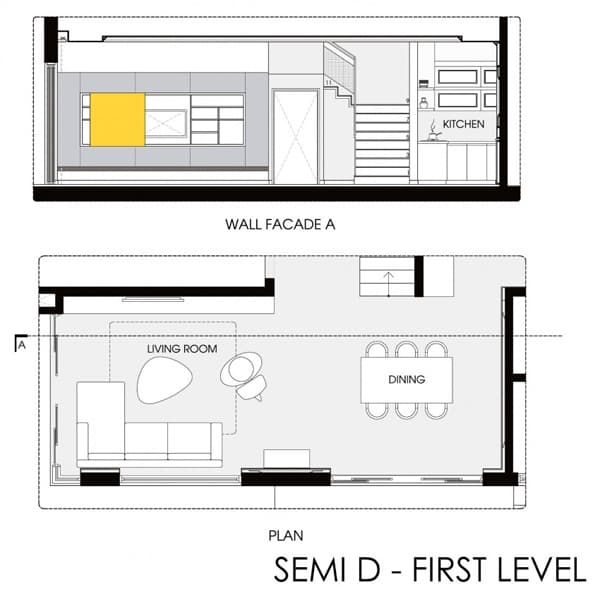 Semi Detached House-Landmak Architecture-20-1 Kindesign