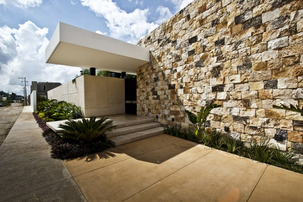 Temozon House-Carrillo Arquitectos y Asociados-05-1 Kindesign