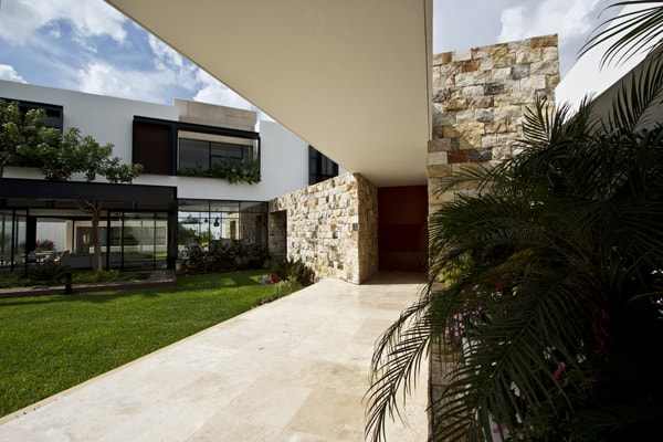 Temozon House-Carrillo Arquitectos y Asociados-06-1 Kindesign