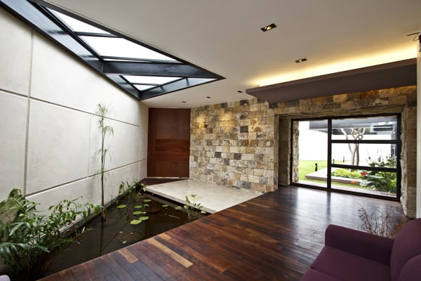 Temozon House-Carrillo Arquitectos y Asociados-07-1 Kindesign