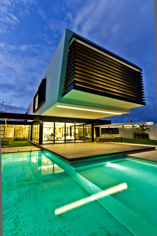 Temozon House-Carrillo Arquitectos y Asociados-20-1 Kindesign