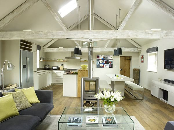 featured posts image for Stunning Renovation of Sparrows Nest Farm House in Suffolk