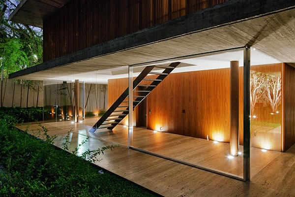 Toblerone House-studiomk27-17-1 Kindesign
