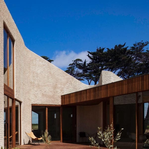 Untit13th Beach Brick House-Auhaus Architecture-03-1 Kindesignled-1