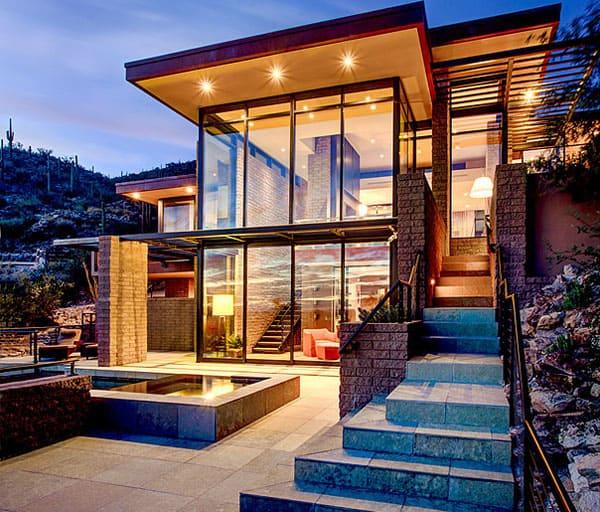 Ventana Mountain Estates-Home 502-Kevin B Howard Architects-02-1 Kindesign