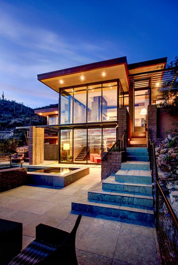 Ventana Mountain Estates-Home 502-Kevin B Howard Architects-13-1 Kindesign