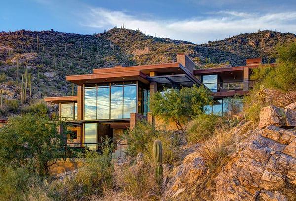Ventana Mountain Estates-Home 502-Kevin B Howard Architects-16-1 Kindesign