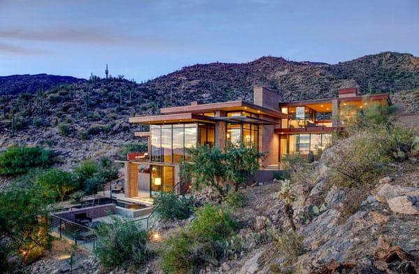 Ventana Mountain Estates-Home 502-Kevin B Howard Architects-18-1 Kindesign