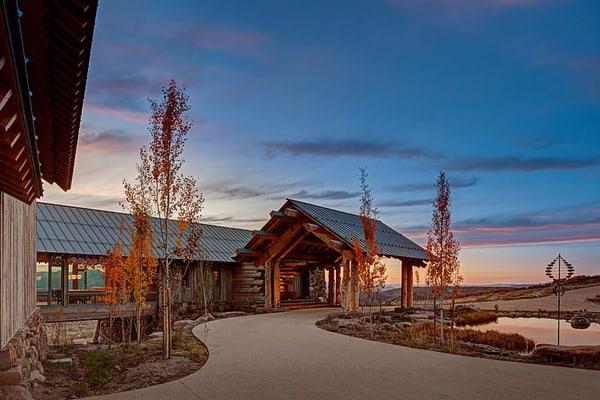 Wolf Creek Ranch-Shubin Donaldson Architects-02-1 Kindesign