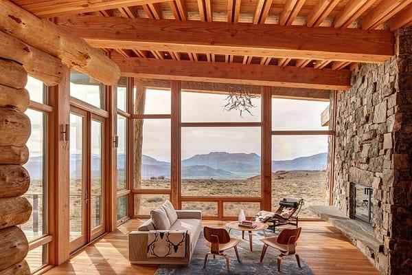 Wolf Creek Ranch-Shubin Donaldson Architects-11-1 Kindesign