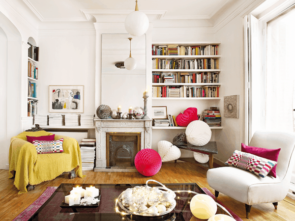 featured posts image for Charming and stylishly designed apartment in Madrid