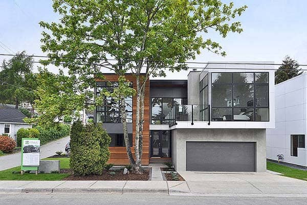 featured posts image for Beachaus: LEED Platinum sustainable home in British Columbia