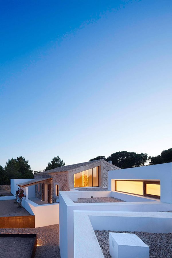 featured posts image for Beautiful stone house on Formentera: Can Manuel d'en Corda