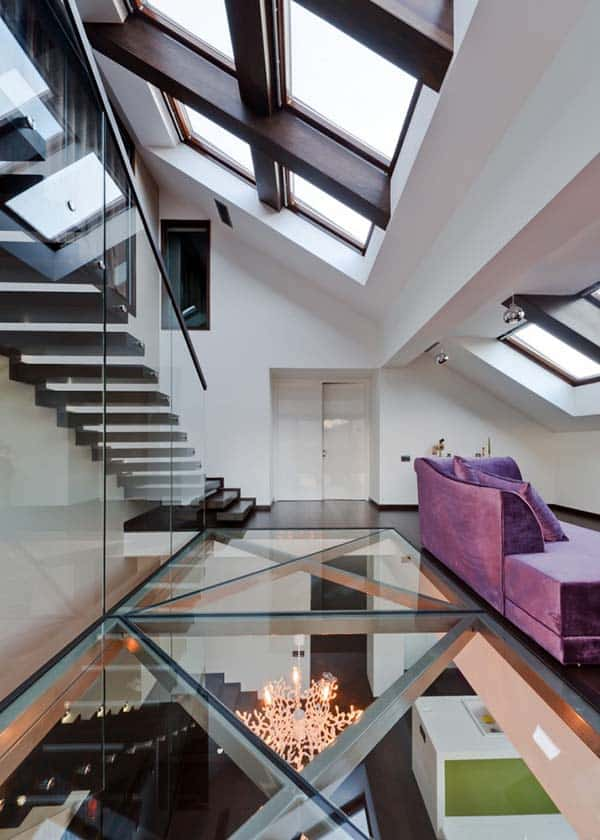 featured posts image for Ultra-fabulous three-story modern loft in Romania